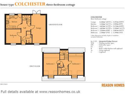 Reason Homes - Plan View