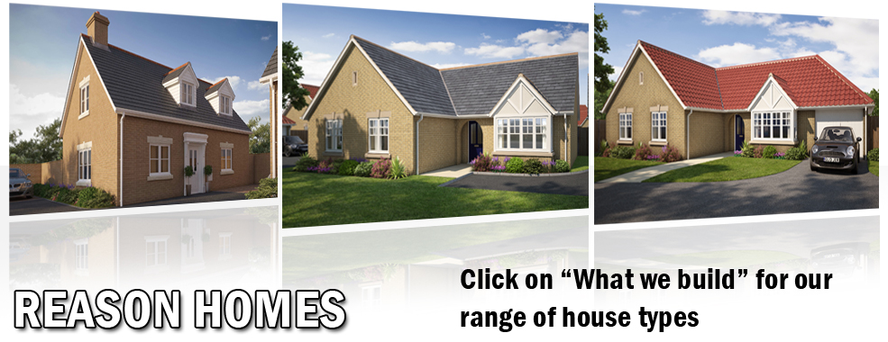 Reason homes bungalows, cottages and houses are modern, spacious and fully featured